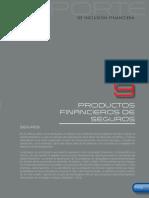 Productos Financieros de Seguros