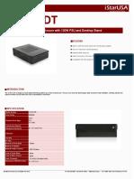 IStarUSA S-0312-DT Datasheet