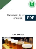 PPT Elaboración de Cerveza