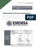 2 CH C1 EMEMSA POE 006 01 Cambio de Liners Chute de Transferencia 9 10