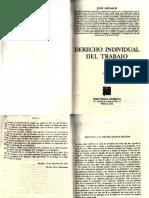 Libro Derecho Individual Del Trabajo Jose Davalos