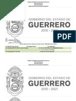 Planeacion Semestral de Tutorias 2016-2