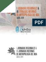 1ºJornadas Regionales y 3º Internas de Antropología del  NOA.pdf
