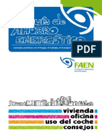 FAEN Guia Ahorro Energetico