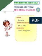 PAE - Consultorio - CHAUCA