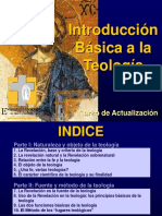 Introduccion Basica a La Teologia
