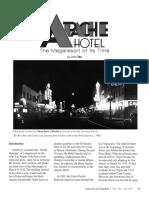 The Apache Hotel!
