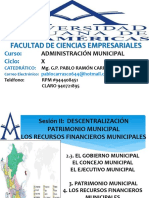 Sesion 2 - Descentralizacion Marco Legal Municipal (2)