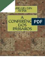 ATTAR, Farid - A Conferência dos Pássaros (Historias Sufi).pdf