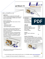Leaflet Active Heave Container 17t