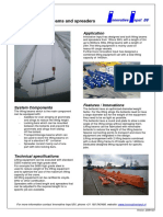 leaflet lifting equipment beams and spreaders.pdf