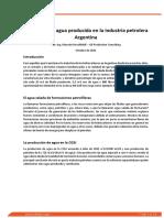 Water Management Argentina