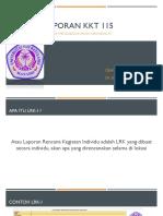 Format laporan kkt 115.pptx