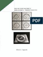 Fisicoquímica I para Ingeniería - Dr Alberto Capparelli - UNLP