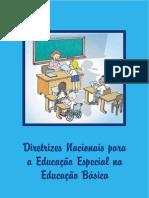 Diretrizes Nacionais Para a Educação Especial Na Educação Básica