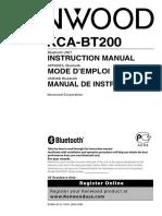 KCA-BT200