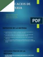 CLASIFICACION DE LA MATERIA.pptx
