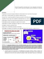 Fisiopatologia Da Dor