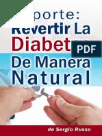 La Diabetes tiene Cura...Leer como