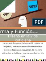 1. Forma y Función