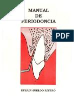 Manual de Periodoncia