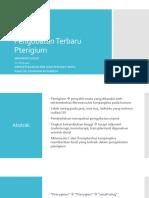 Pengobatan Terbaru Pterigium