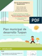 Desarrollo de Tuxpan