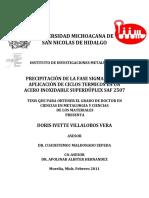 Tesis - PRECIPITACIONDELAFASESIGMABAJOLAAPLICACIONDECICLOSTERMICOSENUNACEROINOXIDABLESUPERDUPLEXSAF2507.pdf
