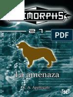 La Amenaza - K. a. Applegate