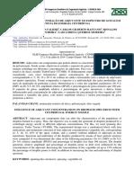 Influência Da Concentração de Adjuvante No Espectro de Gotas Em Ponta de Energia Centrífuga