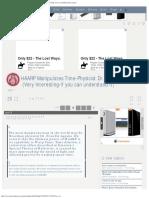 HAARP Manipulates Time-Physicist Dr. Fran de Aquino