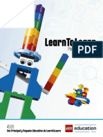 LearnToLearn Curriculum 2.0 Es-ES
