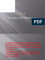 10 3 the impact of the enlightenment