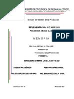 Organismo Público Descentralizado Del Gobierno Del Estado de México