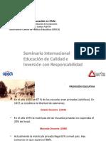 privatizacion educación en Chile Sem_inter_educacion de calidad e inversion.ppt
