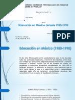 educacion1950-1990