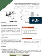 Lectura 2 Comunicación Serial RS232