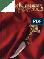Dark Ages Inquisitor - Core Book