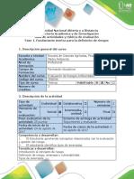 Guía de Actividades y Rúbrica de Evaluación - Fase 1 - Fundamento Teórico Para Definición de Riesgos (1)