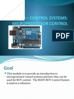 Module 9 Control Systems