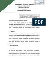 CAS. N.° 4673-2015 Arequipa