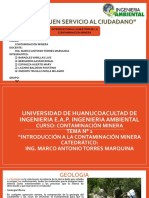 Universidad de Huanuco Facultad de Ingenieria Ambiental