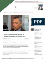 Asesinan Al Secretario Particular Del Alcalde de Mazatepec Extorsionado Por Los Rojos Con 5 Mdp - Proceso