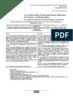 Extracto acuoso de Pinus caribaea inhibe el daño inducido por radiaciones ultravioletas, en ADN plasmídico