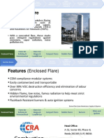 Enclosed Flare System Manufacturers - CRA