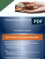 Obat-obatan saluran pernafasan