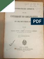 Arlow & Litomysky - Unterricht Im Saebelfechten
