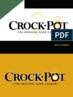 Ricettario Crockpot