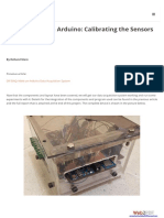 Diy Daq Arduino Calibrating Sensors