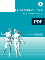 Le Cancer Du Foie